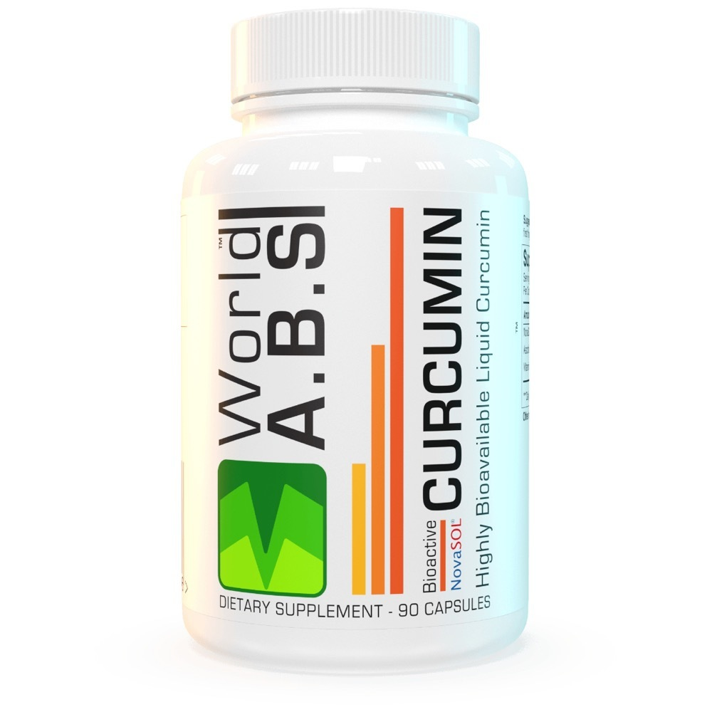 Bioactive Curcumin - World A.B.S